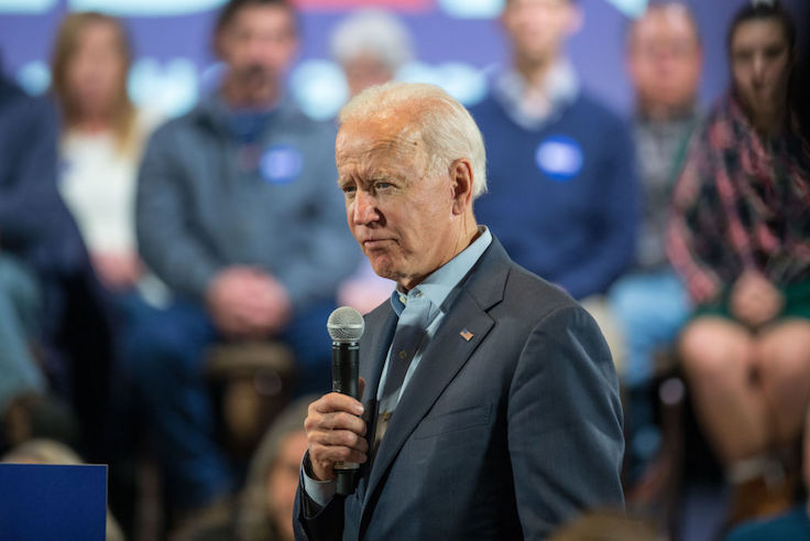 Biden Denies That He Told Aides He'll Only Serve One Term If Elected