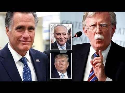 BREAKING: GOP SENATORS FOLD! THERE WILL BE WITNESSES! BUT HERE'S WHY THE DEMS WILL REGRET THIS MOVE…
