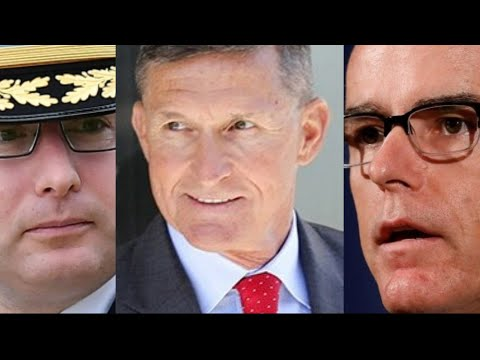 MCCABE & VINDMAN GET OFF SCOTT FREE…FOR NOW! BARR ASSIGNS DC OUTSIDER TO REVIEW FLYNN [MIS]TRIAL!