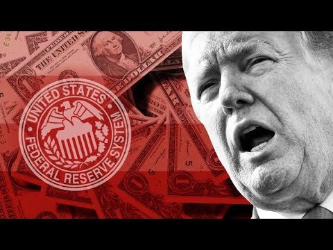 TRUMP'S PLAN TO END THE FED & PUT US ON GOLD STANDARD MEETS GOP RESISTANCE/FEDERAL JUDGES VS AG BARR