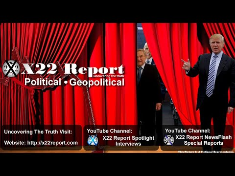 The Curtain Has Been Pulled Back, The Puppet Masters Are Revealed, Game Over – Episode 2100b