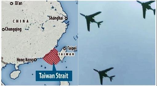 """US Bombers Fly Near Taiwan After Chinese 'Aggression'; Beijing Warned To """"Focus On Fighting Coronavirus"""""""