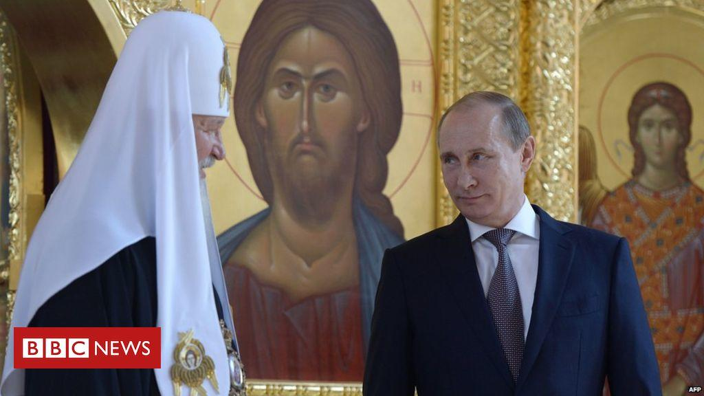Putin Says 'The Rich Must Pay' For The COVID-19 Chaos
