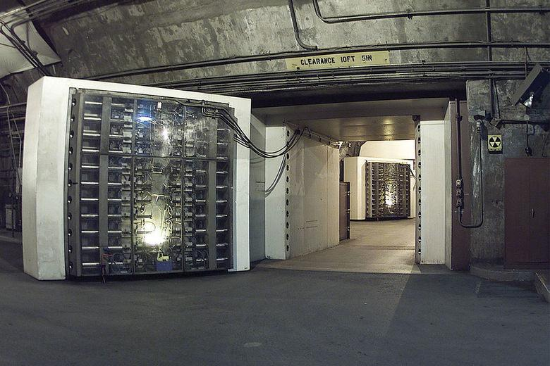 Pentagon Orders Essential Staff To Deep Underground Mountain Bunker As Pandemic Prep Escalates