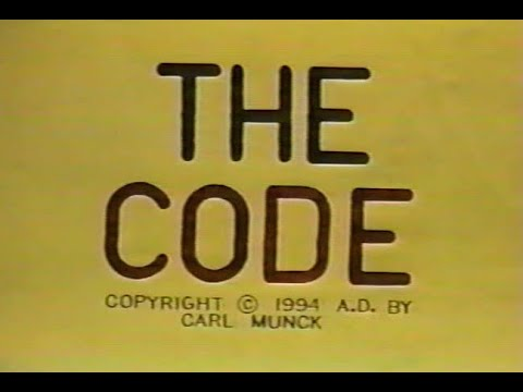 The Code by Carl P. Munk, Volume 2