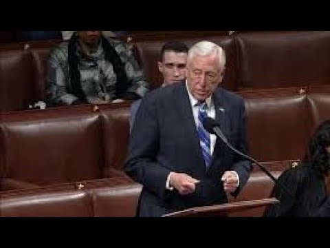 WATCH THE LAST MINUTE DRAMA BEFORE HOUSE PASSED THE SENATE'S STIMULUS BILL. TRUMP READY TO SIGN!
