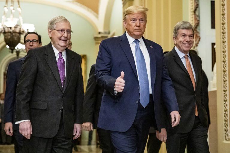 Trump Turns to McConnell Ally to Fill Vacancy on Influential Appeals Court