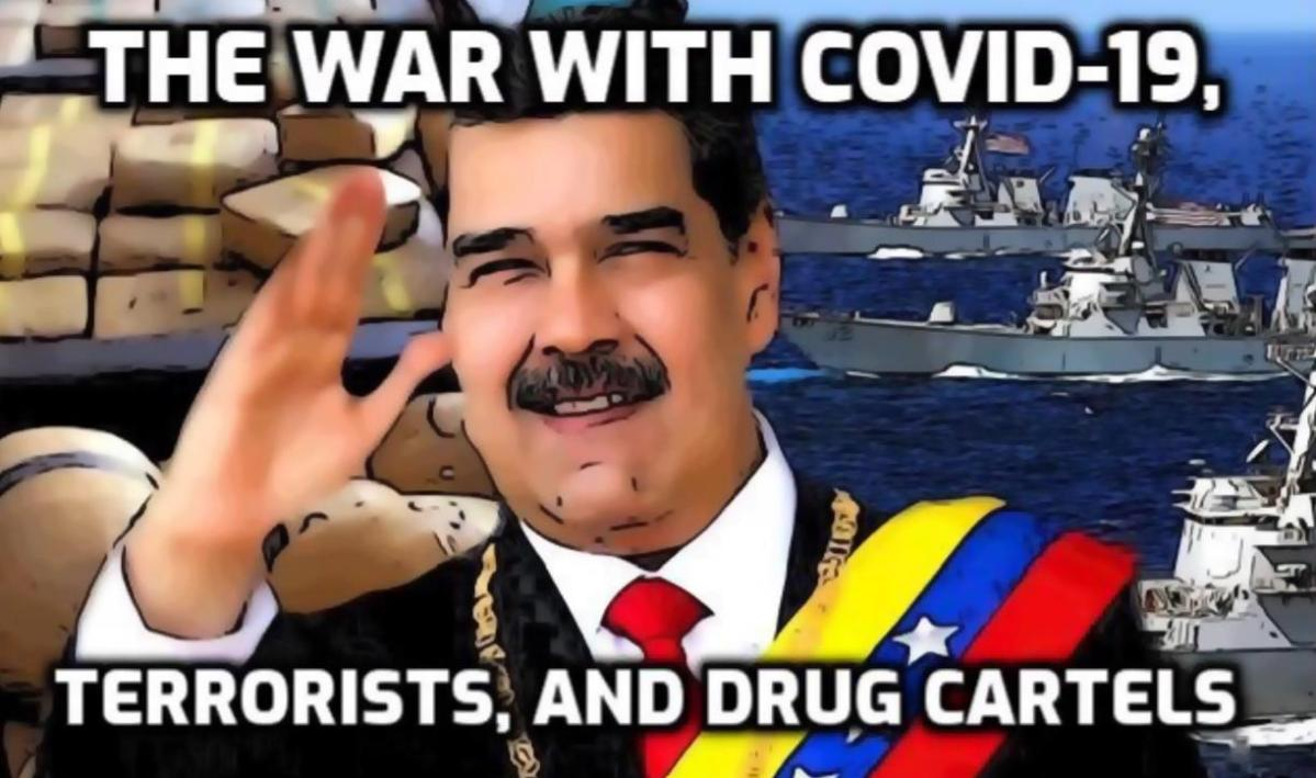 The War With COVID-19, Terrorists, and Drug Cartels