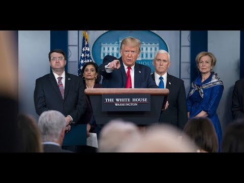 Live: President Donald J. Trump and Coronavirus Task Force Hold Briefing 4-6-20