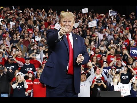 Trump Wins Democratic Party Support for Crisis Management in Latest Gallup Poll
