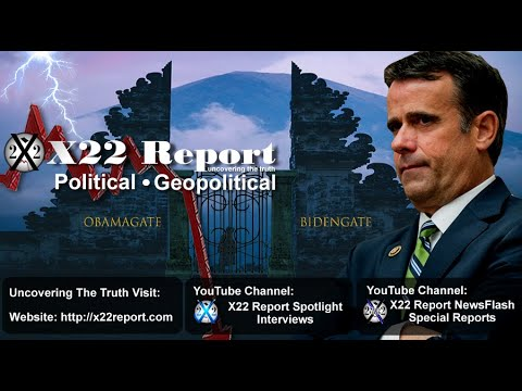 Treason Runs Deep With The [DS], Ratcliffe Next DNI, Buckle Up – Episode 2180b