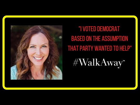 """""""I voted Democrat based on the assumption that party wanted to help"""""""