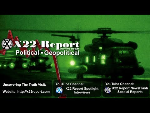 [DS] Power Structure Dismantled, Think Military, Think Arrests, Good & Green – Episode 2190b