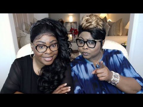 Diamond and Silk on Chit Chat Live 6-26-20……..