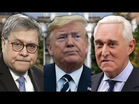 ROGER STONE IS JUST 3 DAYS AWAY FROM A DEATH SENTENCE! WILL TRUMP STOP THIS? NADLER TO IMPEACH BARR