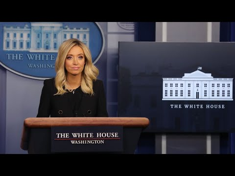 Watch Live: White House Briefing with Press Secretary Kayleigh McEnany 6/29/20