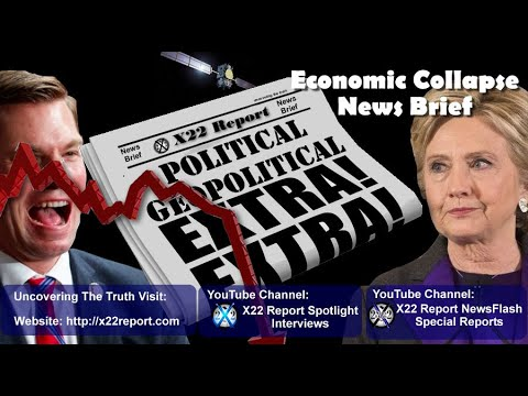 [DS] Comms Sent, MSM Boxed In, Time To Stand Up For Our Rights – Episode 2233b