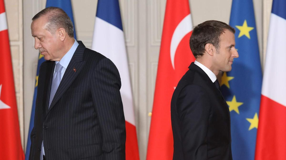 "France Suspends Role In NATO Naval Mission, Outraged Over ""Turkish Aggression"""