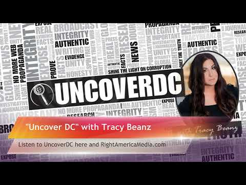UncoverDC with Tracy Beanz: August 13, 2020