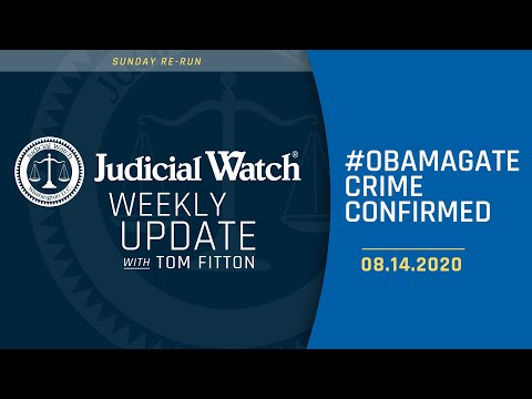 #Obamagate is OFFICIALLY a Crime! Clinton Email Scandal Update…Biden Scandal Update & MORE