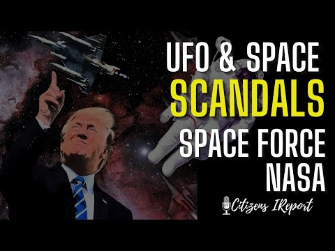 *PREVIEW* Strange UFO-Space Oddities and Scandals – Connecting the Dots