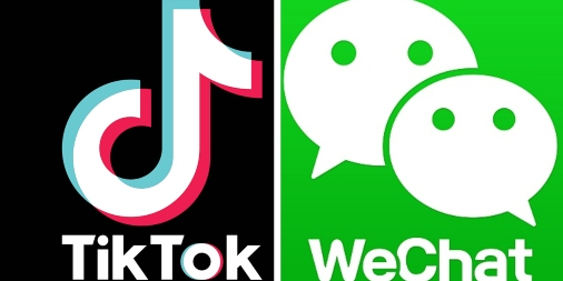 TikTok and WeChat: Curating and Controlling Global Information Flow