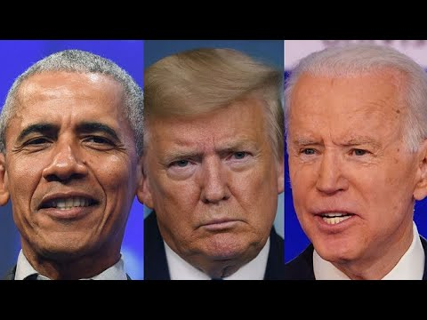 OBAMA TO CAMPAIGN FOR BIDEN SO HE CAN STAY HIDDEN! TRUMP: BIDEN FAMILY IS A CRIME FAMILY! [GIULIANI]