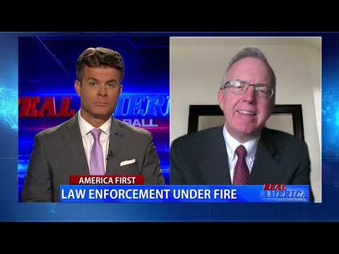 "Chris Farrell: Anti-Police Violence by Radical Left is ""Domestic Terrorism!"""