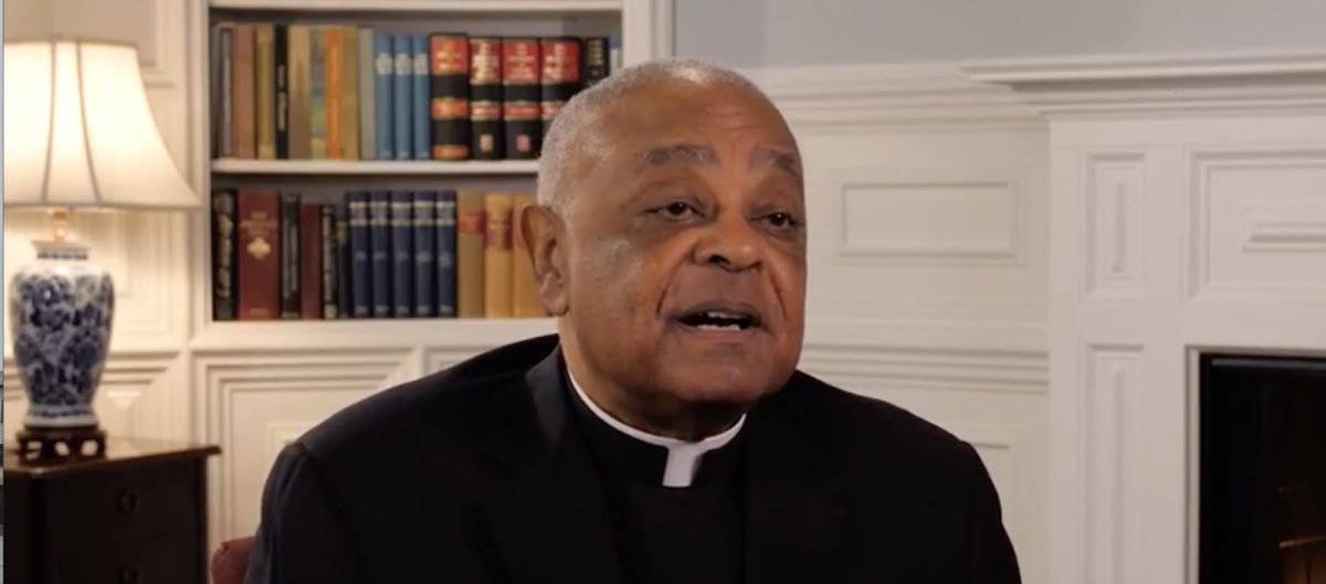 Wilton Gregory, Biden's Kind of Bishop