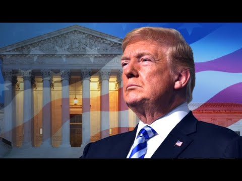 SUPREME COURT, HERE WE COME! [FED COURT REJECTS TRUMP PA CASE/TRUMP TO PARDON HIMSELF/SIDNEY POWELL]