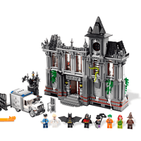 Lego Batman: Arkham Asylum set 2013