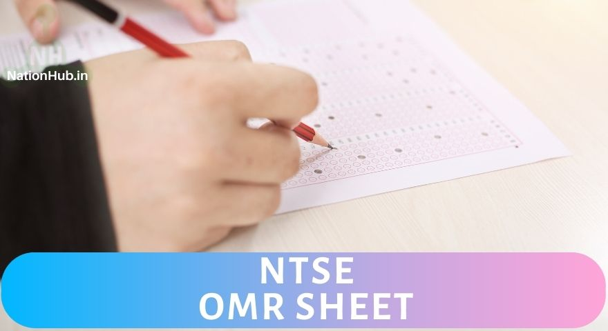 NTSE OMR Sheet Featured Image