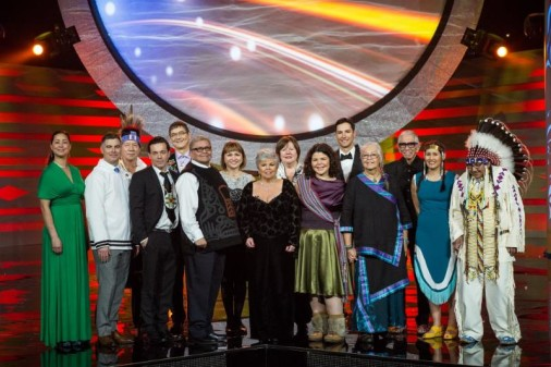 2016 Indspire Awards to air on APTN and Global TV