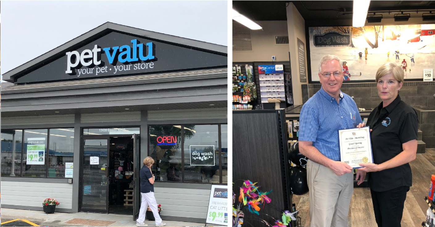 Pet Valu Opens Second Dundas County Location In Morrisburg Nation Valley News