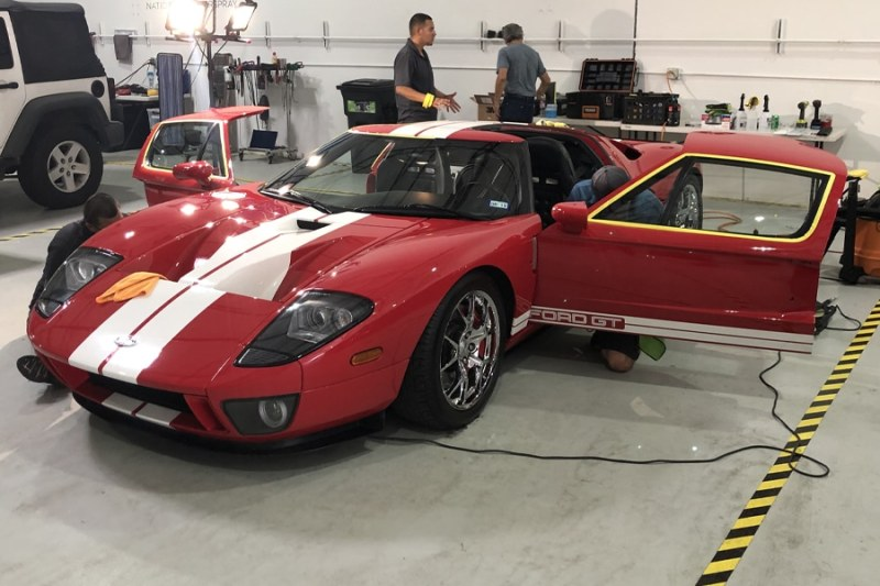 nationwide overspray dallas Car Owner GT