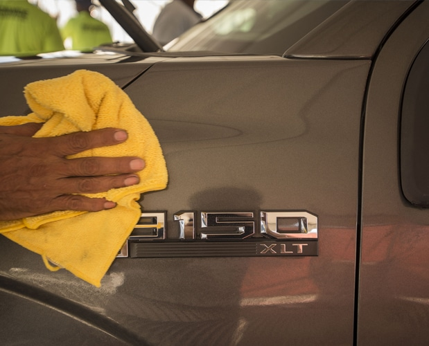 nationwide overspray dallas hand cleaning f150