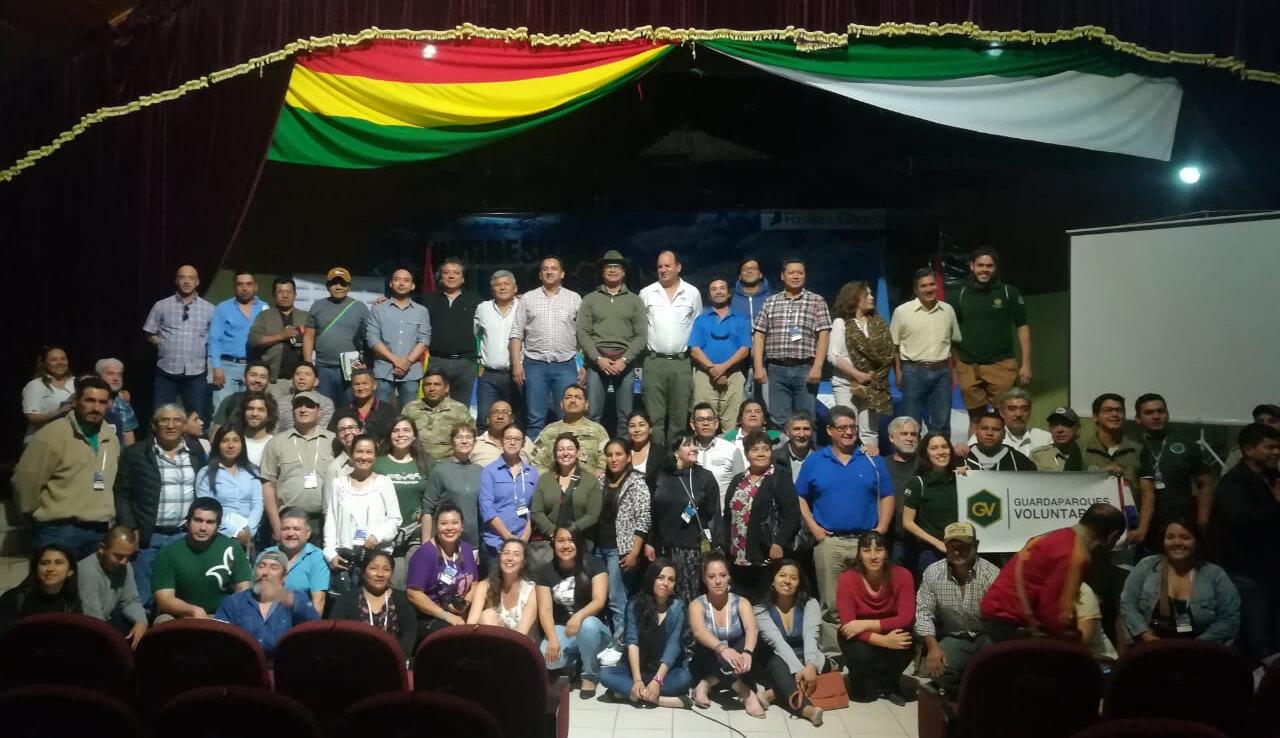 Memoria del 1º Congreso de Áreas Protegidas del Gran Chaco Americano
