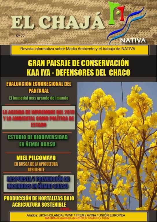 Chajá-77-cover