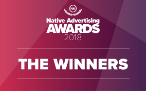 Native Advertising Awards 2018 Winners