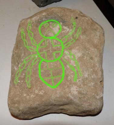 Spiderstone2green
