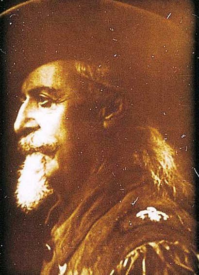 Buffalo Bill Tin-Type Print 16-12-2
