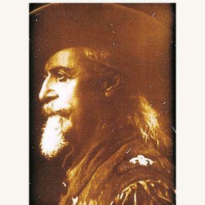 Buffalo Bill Tin-Type Print