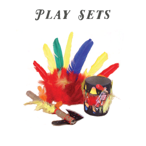 Indian Play Sets