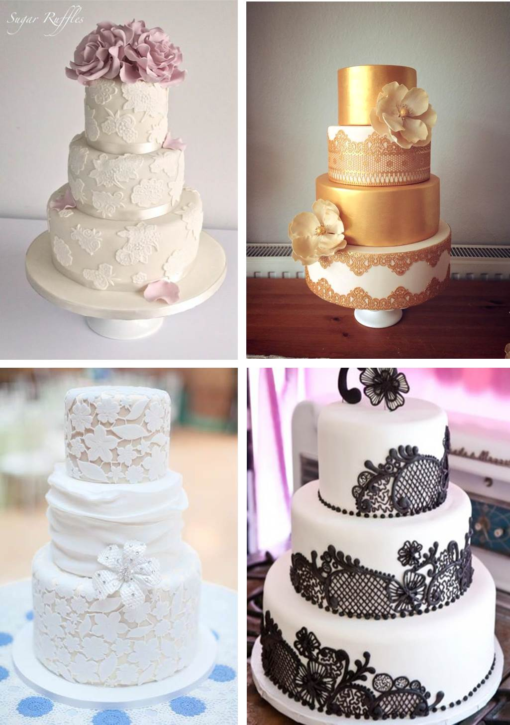 2015 Wedding Cake Trend Predictions Native And Posh Weddings