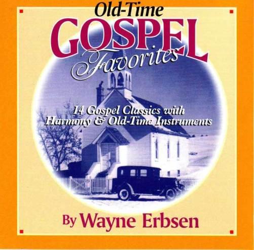 old time gospel favorites cover