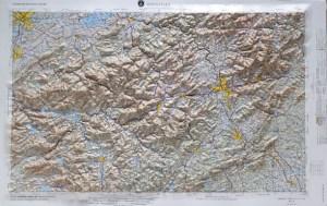 topo map nc