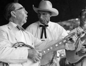 Bascom Lamar Lunsford and George Pegram