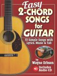 Easy 2-Chord Songs for Guitar, cover