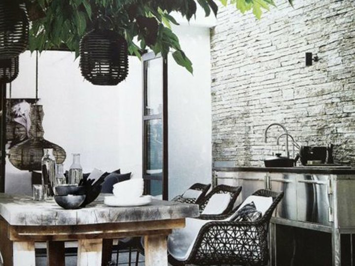 Get An Outdoor Kitchen On A Budget