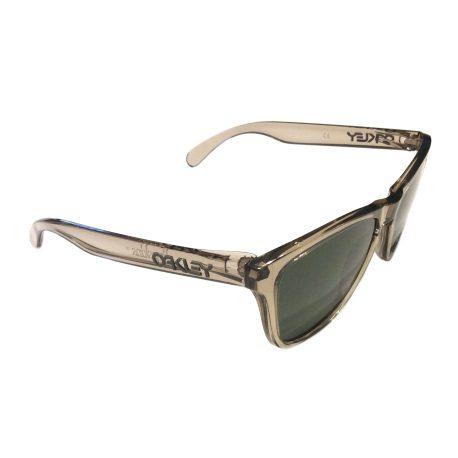 Oakley Frogskins Sunglasses - Sepia Ink Collection - Dark Grey - OO9013-03